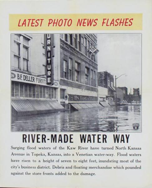 Latest Photo News Flash Original Poster River Made Water Way