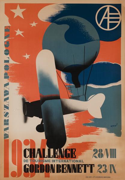 1934 Gordon Bennett Challenge