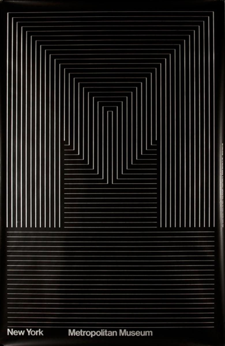 New York Metropolitan Museum Poster