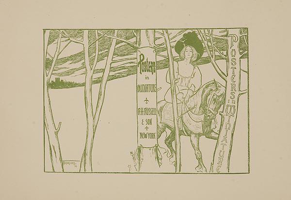Posters In Miniature Original American Literary Poster