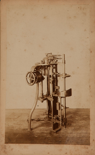 Cabinet Card Machinery