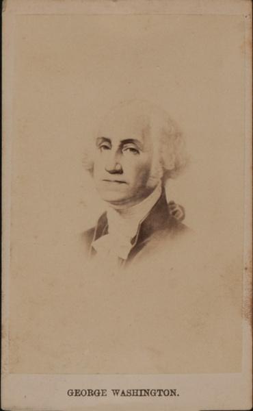 George Washington CDV