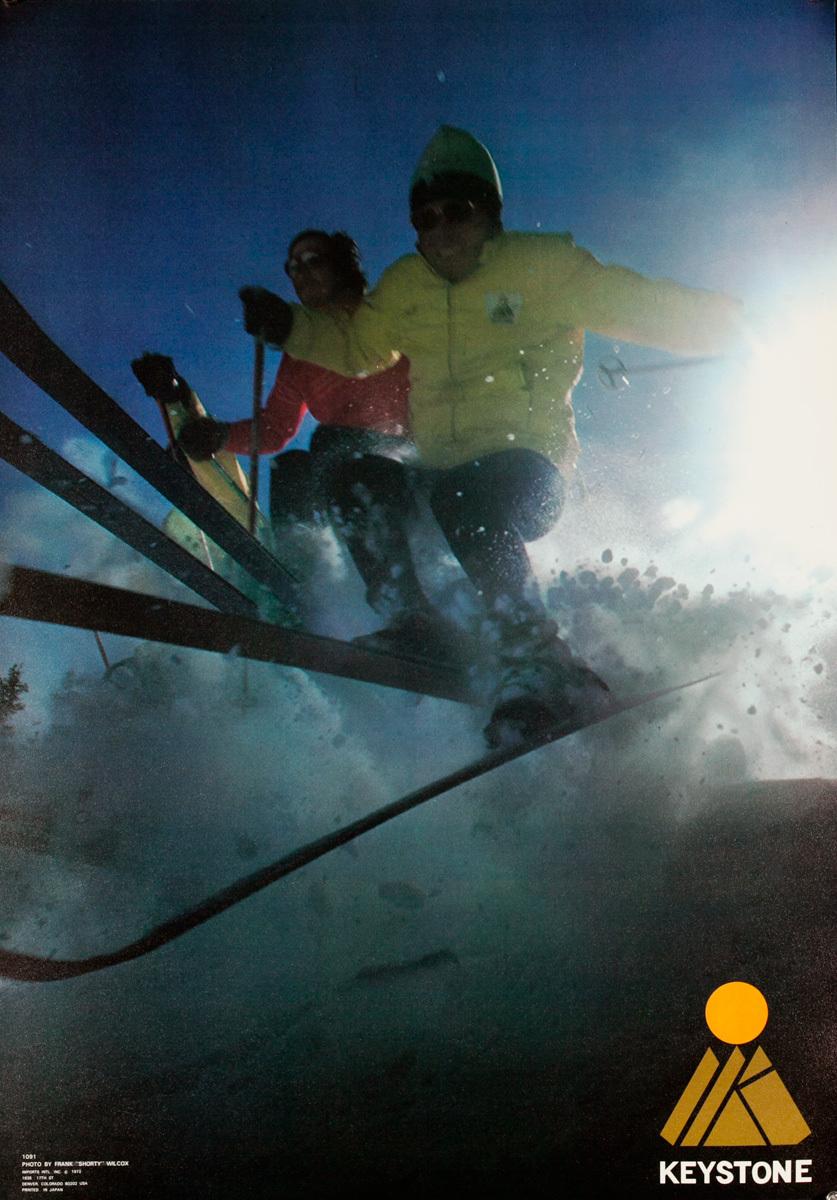Keystone Colorado Ski Resort Original Poster