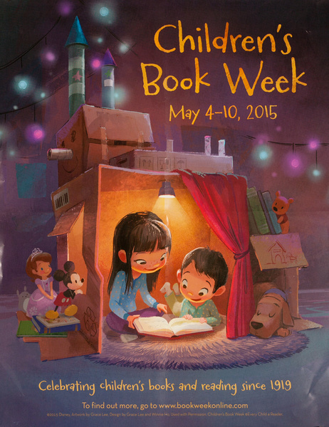 2015 Children's Book Week Poster