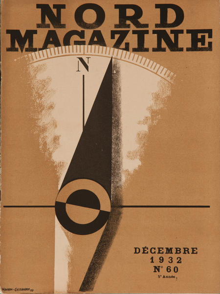 Nord Magazine, Original December 1932 Railroad Magazine