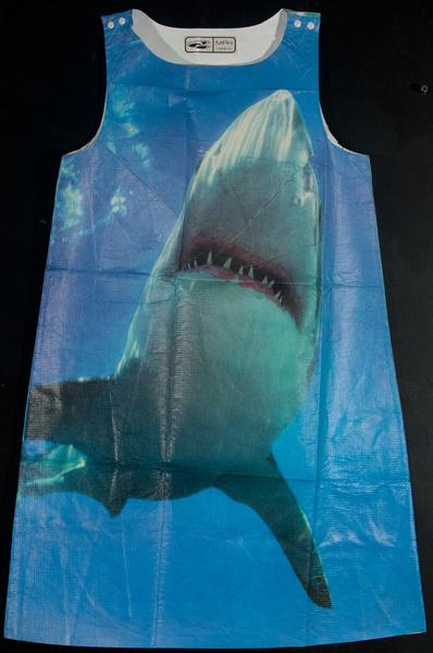 MPH Tyvek Dress, Shark