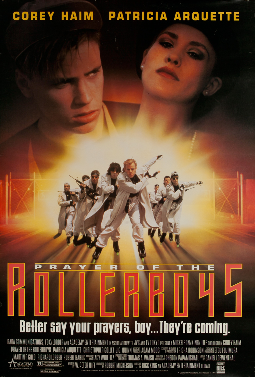 Prayer of the Rollerboys, 1 Sheet Movie Poster