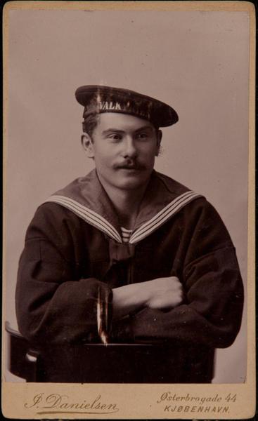 Danish CDV, Sailor Valkyrien