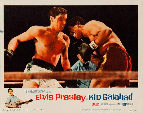 Kid Galahad Original Lobby Card