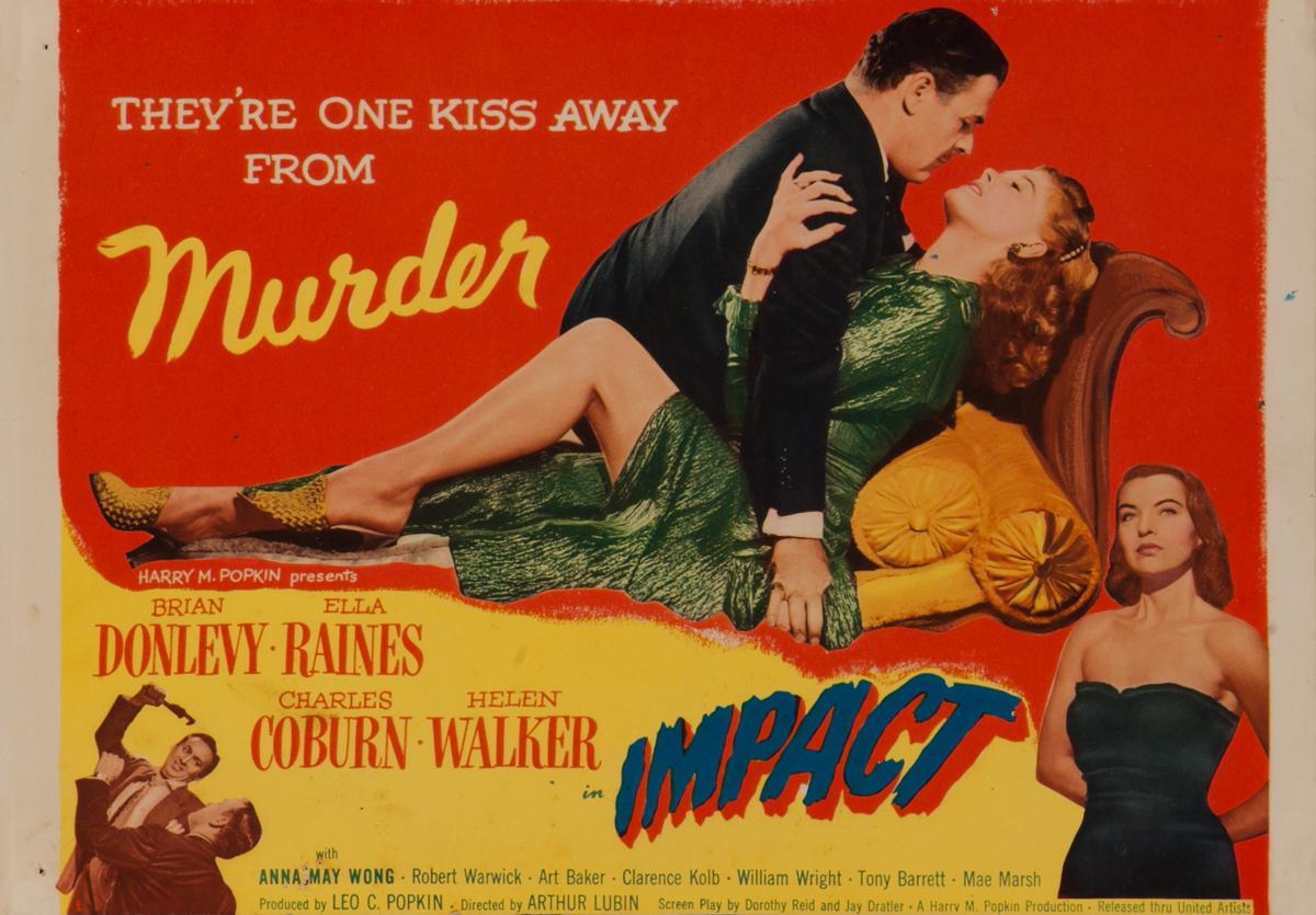 Impact Original American Lobby Card