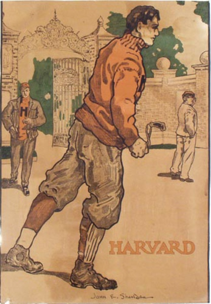 Harvard Original Poster
