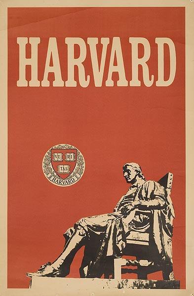 Harvard University Original Poster