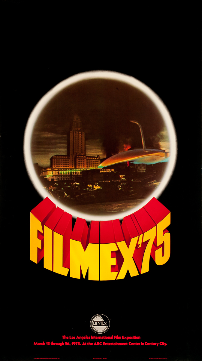 Filmex '75, The Los Angeles International Film Exposition