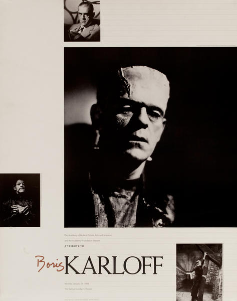 A Tribute to Boris Karloff