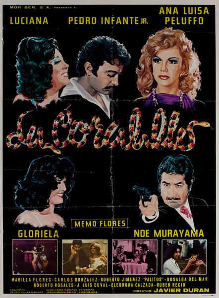 La Coralillo, Mexican Movie Poster