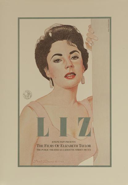 Joseph Papp Presents, The Films of Elizabeth Taylor