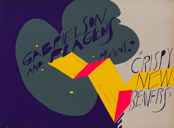 Gabrielson and Plagens Present Crispy New Beavers