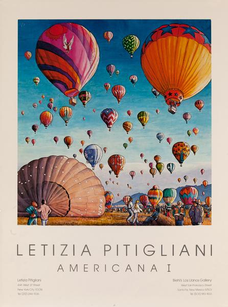Letizia Pitigliani Americana I