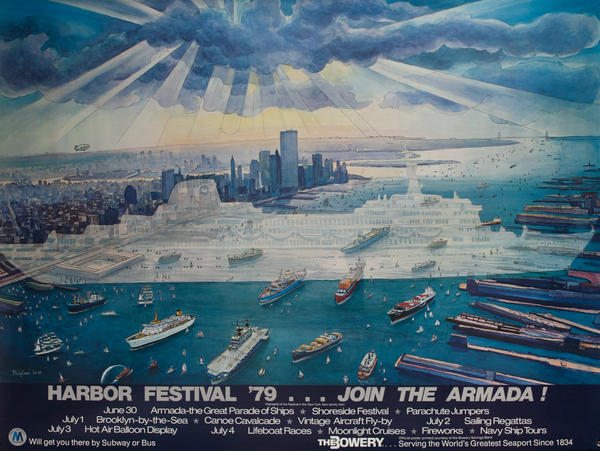 New York Harbor Festival '79  .. Join The Armada
