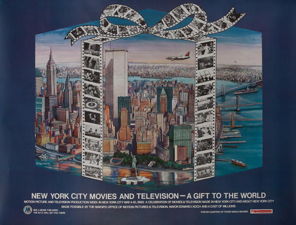 New York City Movies and Television -A Gift to the World