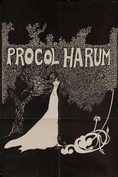 Procol Harum Album Poster