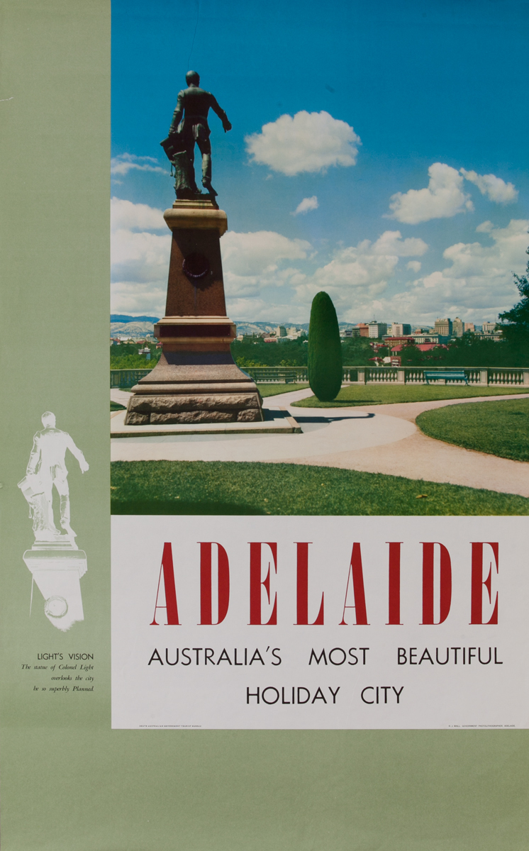 Adelaide Australia's Most Beautiful Holiday City