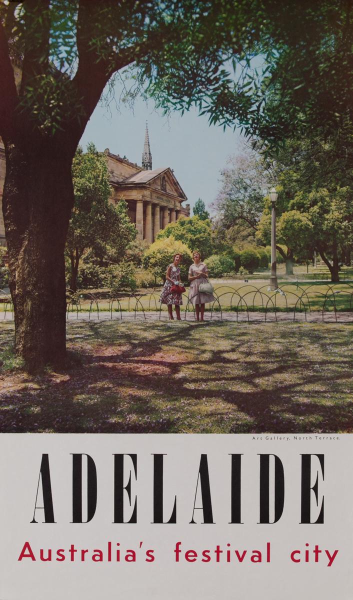 Adelaide, Australia's Festival City