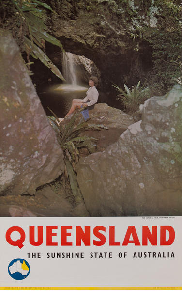 The Gold Coast Queensland, The Sunshine State of Australia<br><br>The Natural Arch, Numinbah Valley
