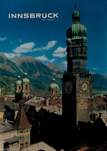 Innsbruck Tyrol, Austria, Castle