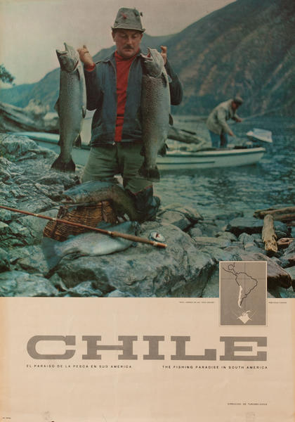 Chile, The Fishing Paradise in South America