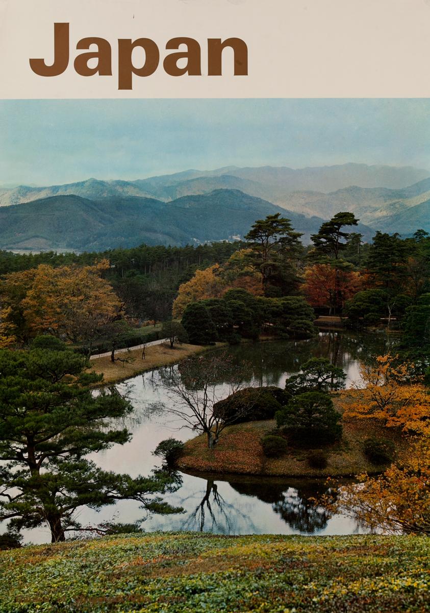 Japan Fall Foliage