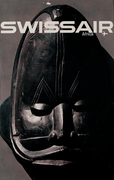 Swissair Africa, Mask photo