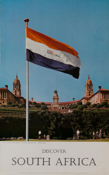 Discover South Africa, Seat of Government Pretoria