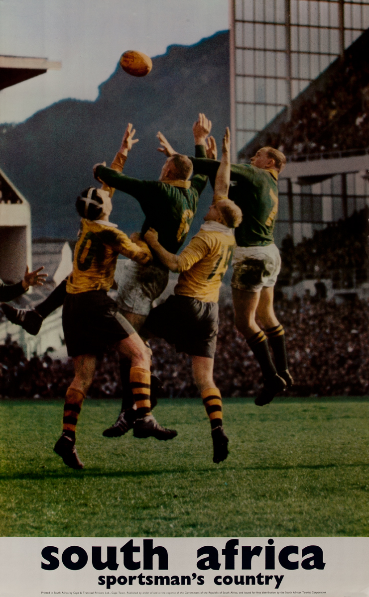 South Africa Sportsman's Country, Rugby