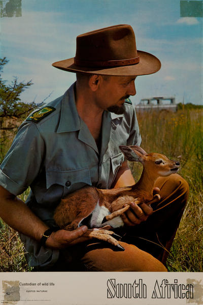 South Africa Custodian of Wild Life