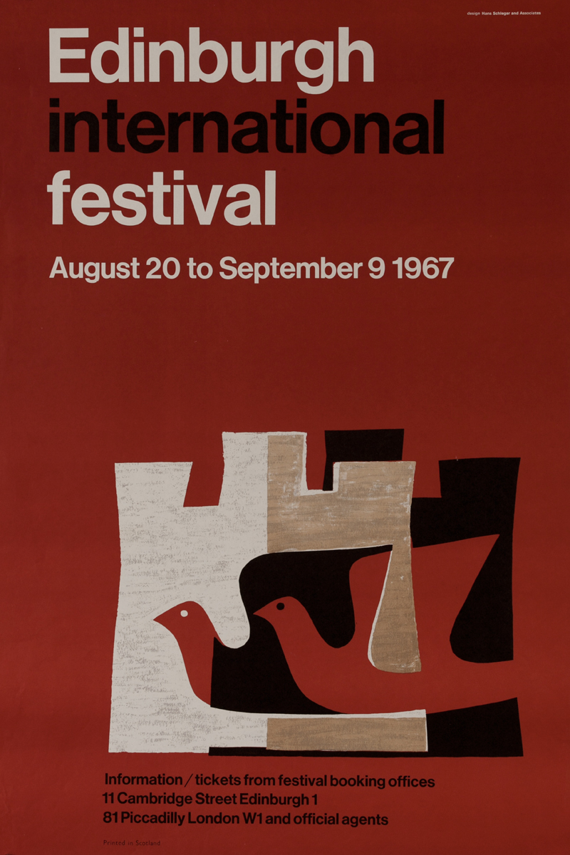 Edinburgh International Festival Scotland