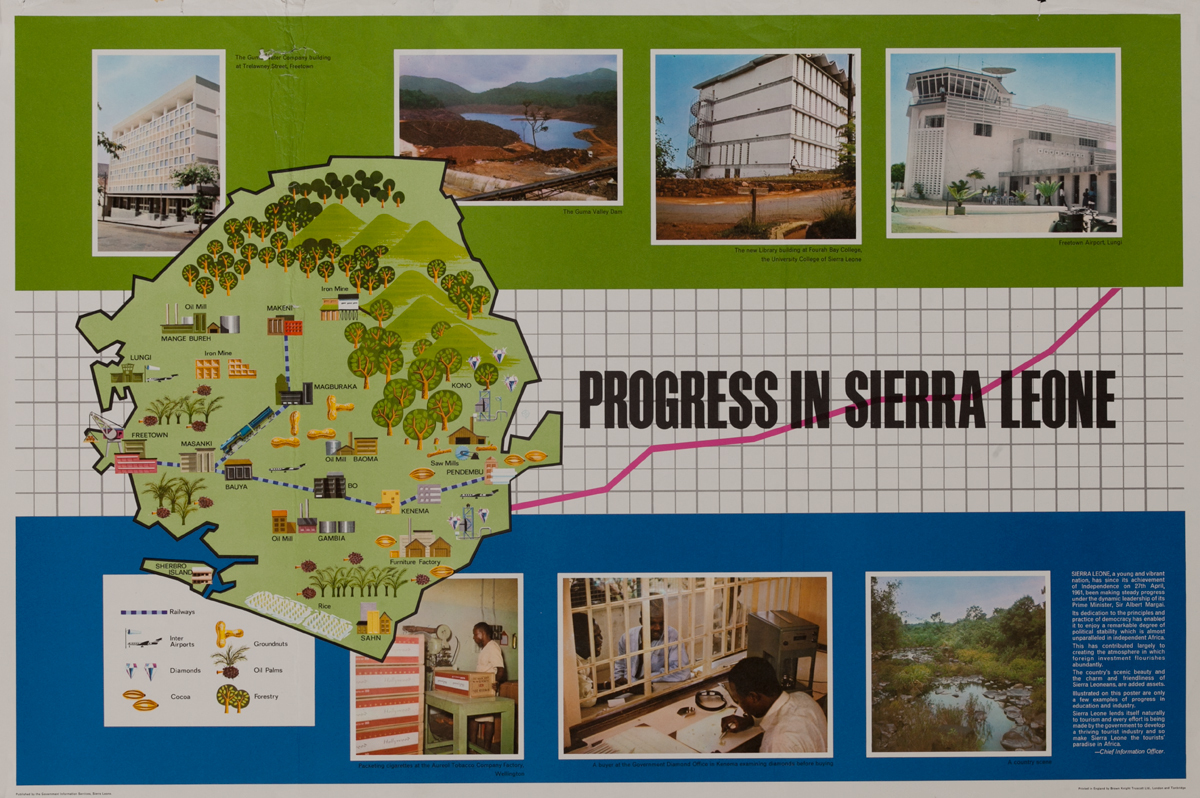 Progress in Sierra Leone