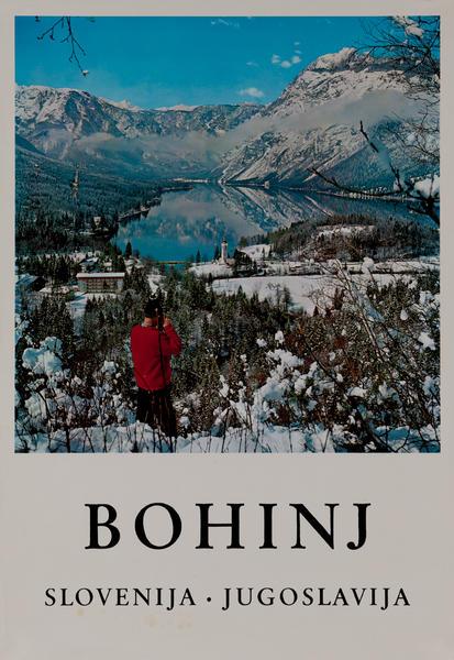 Bohinj Slovenija - Jugoslavia