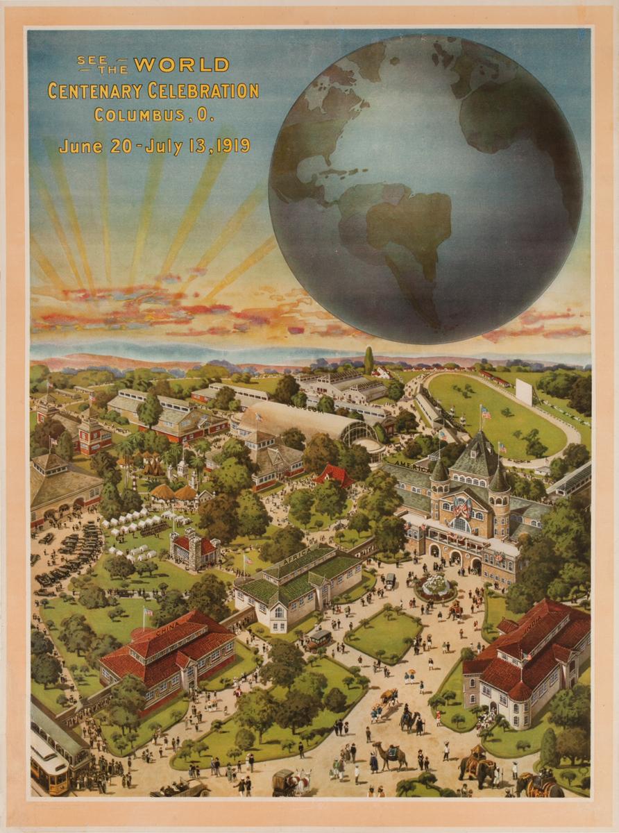 See the World Centenary Celebration, Columbus Ohio
