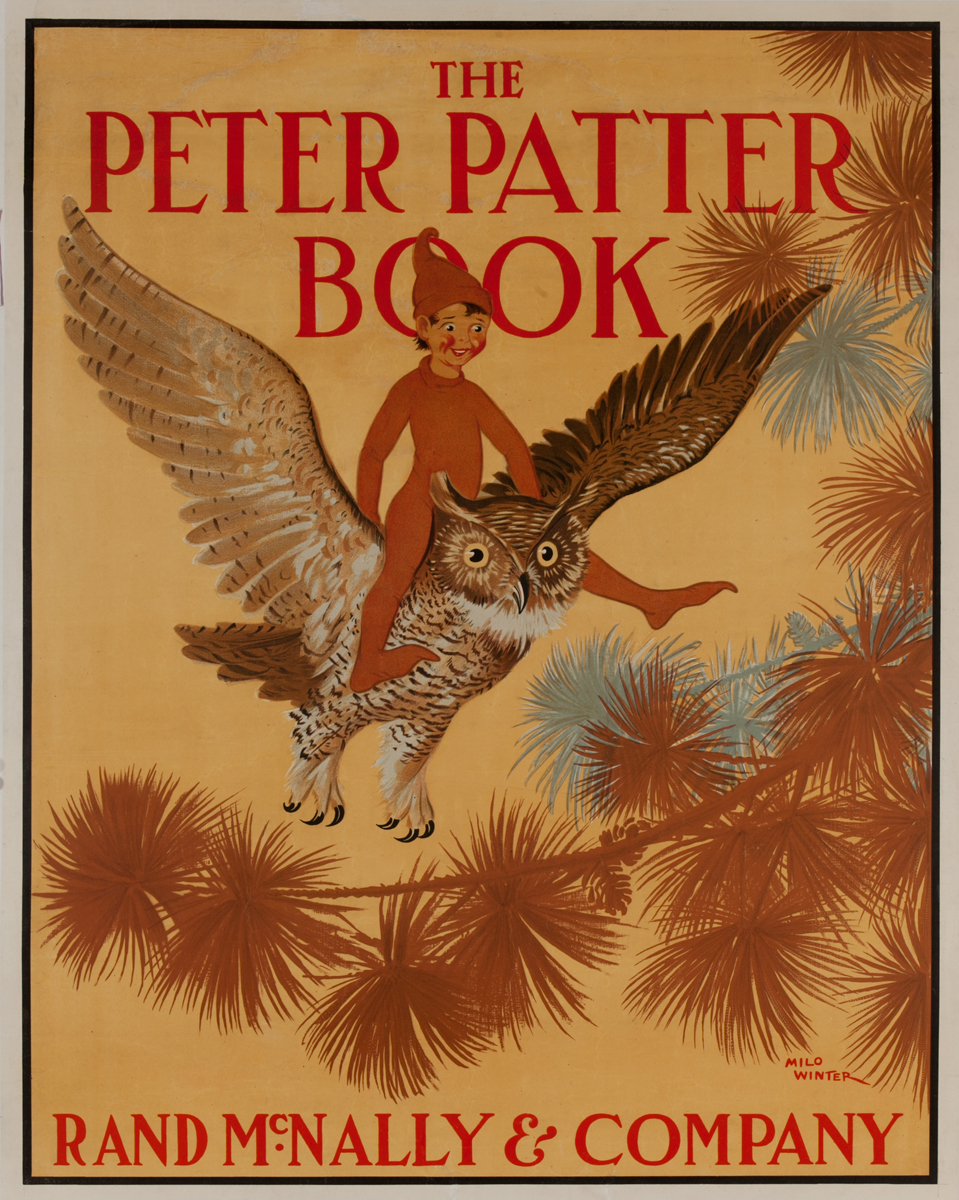 The Peter Patter Book,Rand McNally & Co