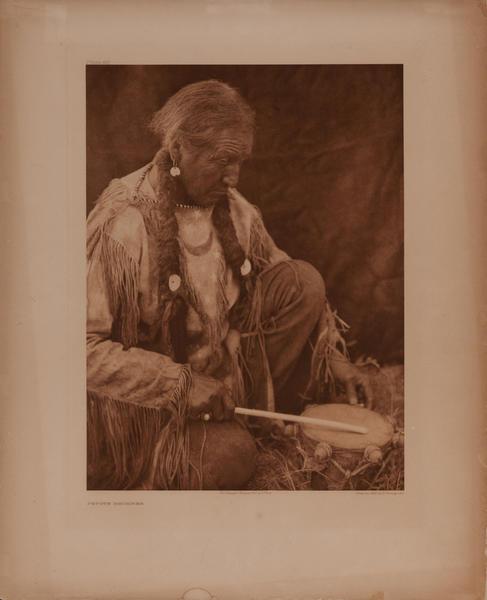 The Peyote Drummer