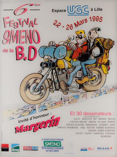 6eme Festival Smeno de la B.D.