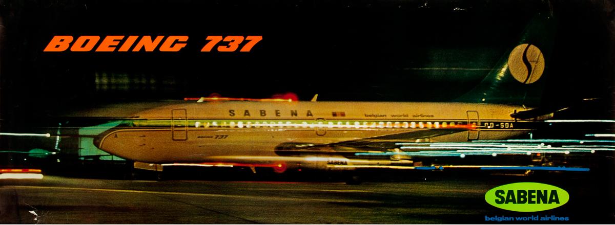 Sabena Boeing 737