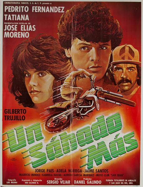 Un Sabado Mas, Mexican Movie Poster