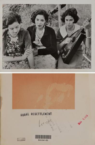 Rural Resettlement Press Photo