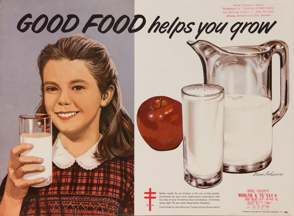 Good Fooh helps you grow<br>American Health Poster