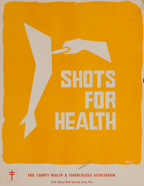 Shots for Health<br>American Health Poster