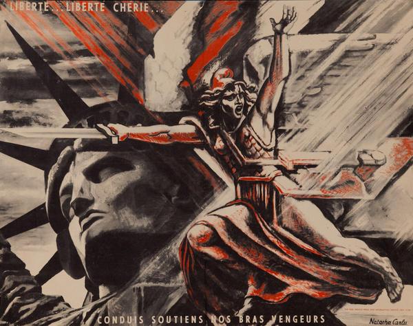 Liberté … Liberté Cherie … Conduis Soutiens Nos Bras Vengeurs