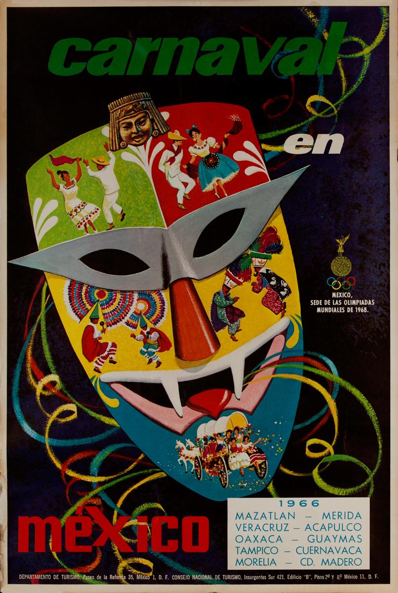 Carnaval en Mexico