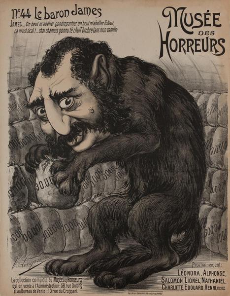 Musée des Horreurs, No. 44, Le Baron James